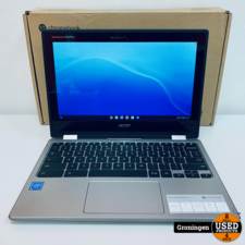 Acer Acer Chromebook Spin 11 CP311-1H-C0XW | 11,6'' Multitouch IPS | 4GB | 32GB | Chrome OS | COMPLEET IN DOOS