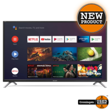 Sharp Sharp 32BI2EA Smart LED TV 81cm / 32'' | Android TV | 3x HDMI | NIEUW