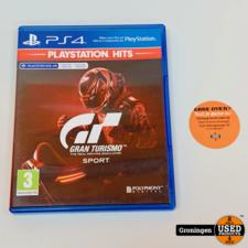 Sony PS4 [PS4] Gran Turismo Sport