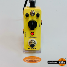 Mooer Mooer Acoustikar Acoustic Simulator effectpedaal