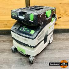Festool Festool CTL Mini I Cleantec stofzuiger 574840 (02-2020)