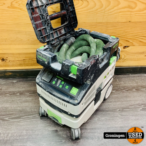 Festool CTL Mini I Cleantec stofzuiger 574840 (02-2020)