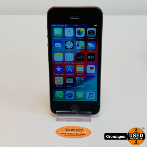 Apple iPhone 5s 16GB Space Gray ME432DN/A   iOS 12.5.3
