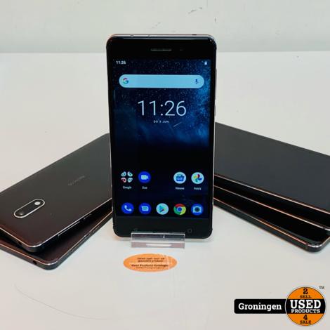 Nokia 6 Black 3/32GB Dual-SIM   Android 9.0