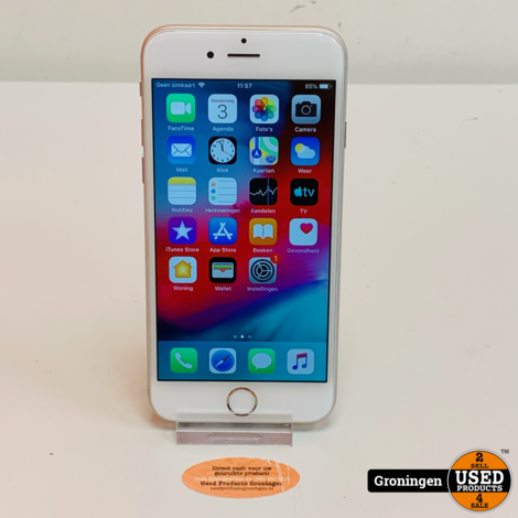 Apple iPhone 6 16GB Silver MG482ZD/A | iOS 12.5.3