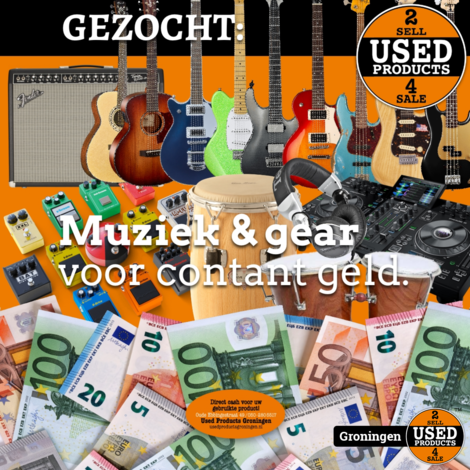 GTW 50 Gitaartas Klassieke/Western gitaar   5 mm voering   NIEUW