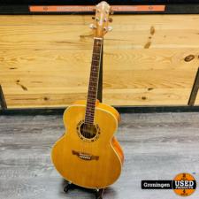 Crafter Crafter J15 'Jumbo' akoestische westerngitaar | Made in Korea