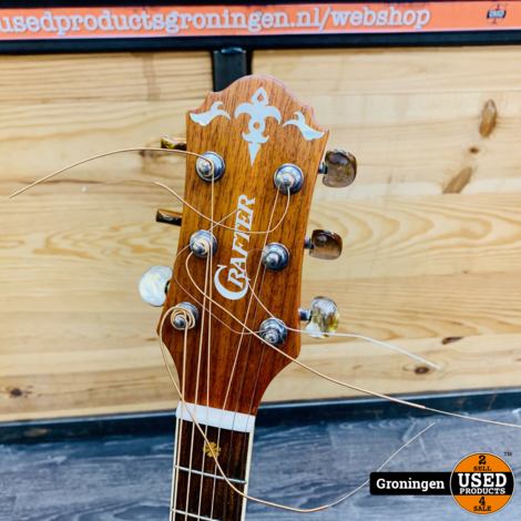 Crafter J15 'Jumbo' akoestische westerngitaar | Made in Korea