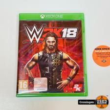 Microsoft [Xbox One] WWE 2K18