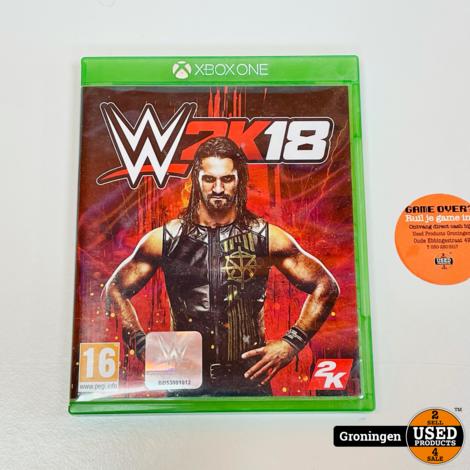 [Xbox One] WWE 2K18