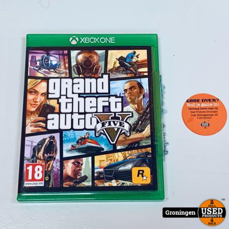 [Xbox One] GTA 5 / Grand Theft Auto 5