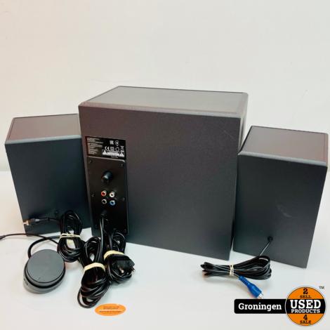 Logitech Z333 2.1 Speakerset met volumeregeling | 40 watt RMS