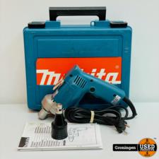 Makita Makita 6802BV Elektrische schroevendraaier 510W   1/4'' zeskant   incl. opzetstuk, boekjes en koffer