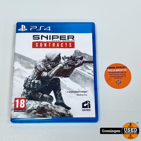 [PS4] Sniper Contracts