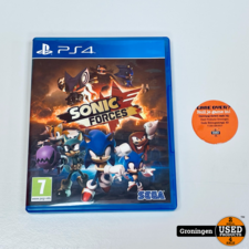 Sony PS4 [PS4] Sonic Forces