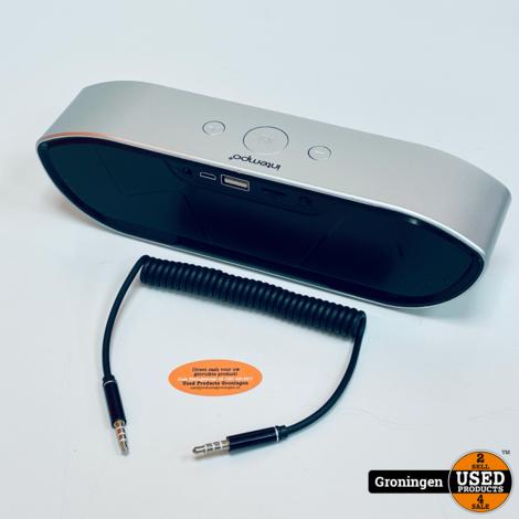 Intempo Sync WDS30 Bluetooth Speaker met AUX   incl. 3.5mm Jack-kabel