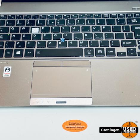 Toshiba Portege Z30-A-18X Ultrabook | 13.3'' HD | Core i5 (Max. 2,7GHz) | 8GB | 128GB SSD | 4G-SIM | W10 Pro | Mist kapje letter 'E'