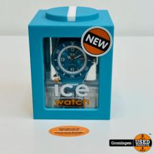 Ice-Watch Ice Watch Sunshine TUN.TE.U.S.14 Turqoise horloge | NIEUW!