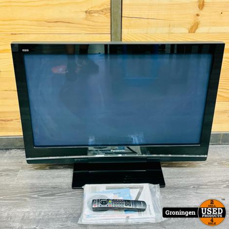 Panasonic Viera TH-37PX80 37'' Plasma TV   3x HDMI   incl. AB en boekjes