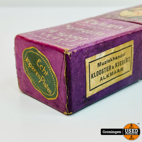 Vintage M. Hohner Tango Harmonika | incl. doos