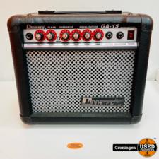DiMavery GA-15 26360120 gitaarcombo 15W | incl. doos