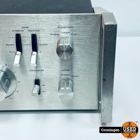 NEC AUA-7000 Authentic Series Stereo Integrated Amplifier