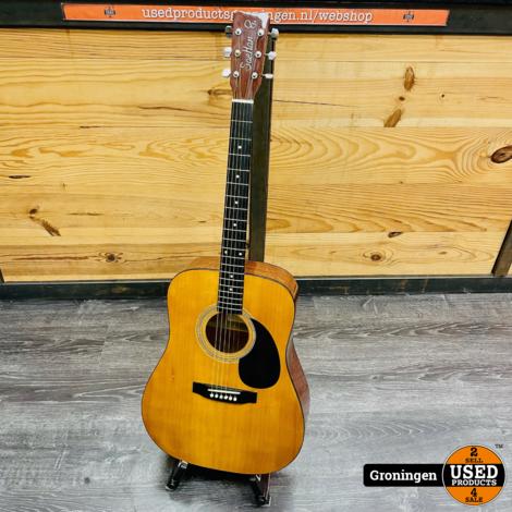 SaeHan SD51 Akoestische gitaar | Handmade in Korea | incl. gitaartas