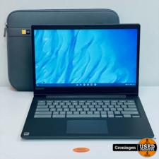 Lenovo Lenovo Chromebook S330 81JW0008MH NIEUWSTAAT! + Sleeve en nota (15-02-21)