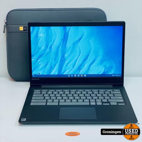 Lenovo Chromebook S330 81JW0008MH NIEUWSTAAT! + Sleeve en nota (15-02-21)