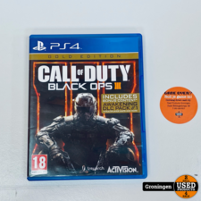 Sony PS4 [PS4] Call of Duty Black Ops 3