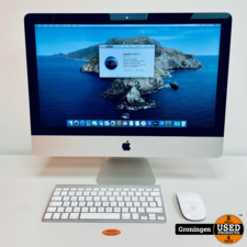 Apple Apple iMac 21,5'' ME087LL/A   Intel Core i5 Quad (Turbo 3.6GHz)   8GB   1TB   macOS Catalina   incl. Wireless Keyboard en Magic Mouse