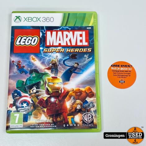 [Xbox 360] LEGO Marvel Super Heroes