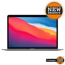 Apple Apple MacBook Air (2020) 8GB/256GB Apple M1 met 7 core GPU Space Gray MGN63N/A NIEUW IN DOOS! + nota (03-08-21)