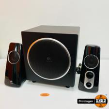 Logitech Logitech Z523 2.1 Speakerset