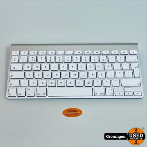 Apple Wireless Bluetooth Keyboard A1314 | MC184N/B