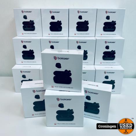Bomaker UK SiFi II True Wireless Earbuds | NIEUW!