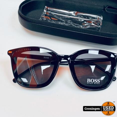BOSS by Hugo Boss Polarized 1292/F/SK 284IR 60-15 145 V Zonnebril NIEUWSTAAT! incl. etui en doekje