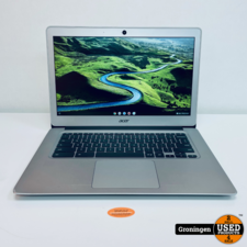 Acer Acer Chromebook 14 CB3-431-C5K7   14'' Full HD   N3160 Quad   4GB   32GB   ChromeOS