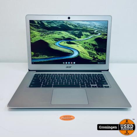 Acer Chromebook 14 CB3-431-C5K7   14'' Full HD   N3160 Quad   4GB   32GB   ChromeOS