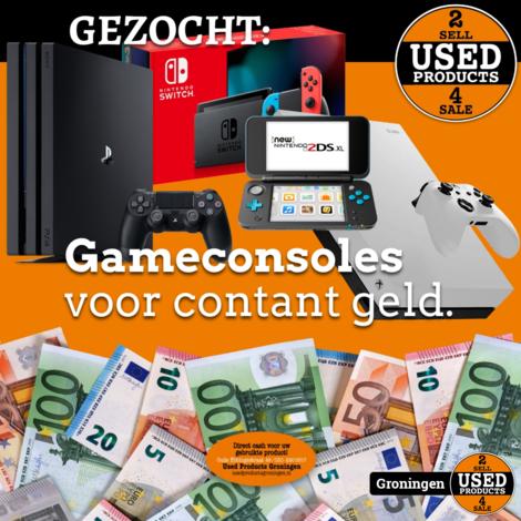 [Xbox One] Nacon Xbox X Pro Compact Controller Zwart