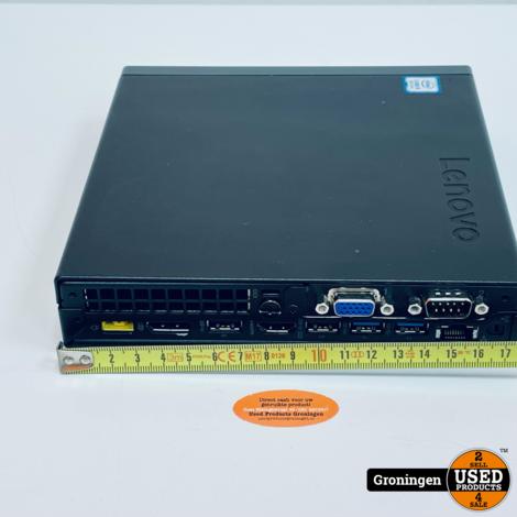 Lenovo ThinkCentre M720q Tiny (10T8SDGH00) | Core i5-8500T 6-core (Turbo: 3.50GHz) | 8GB DDR4 | 256GB NVME SSD | W10 Pro