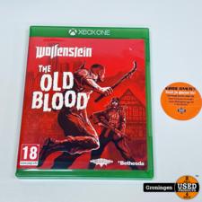 Microsoft [Xbox One] Wolfenstein: The Old Blood