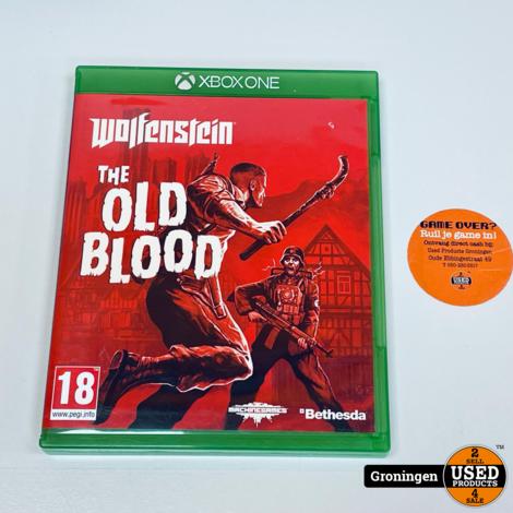 [Xbox One] Wolfenstein: The Old Blood