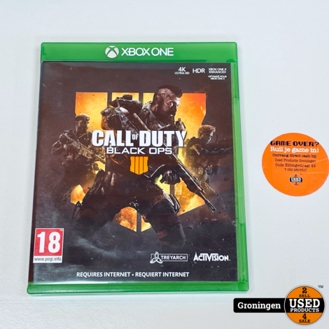 [Xbox One] Call of Duty Black Ops 4