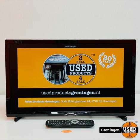 Philips 22PFS4232 22'' Full HD LED TV   2x HDMI, USB   incl. AB (klepje mist)