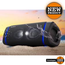 Sony Sony SRS-XB33 Black | Stereo Bluetooth Speaker met EXTRA BASS-functie en speakerverlichting NIEUW IN DOOS!
