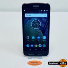 Motorola Motorola Moto G5 Plus 32GB Lunar Gray | Android 8.1 | NETTE STAAT!