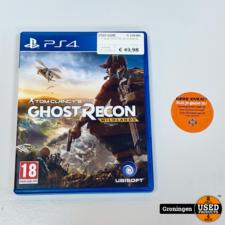 [PS4] Ghost Recon Wildlands