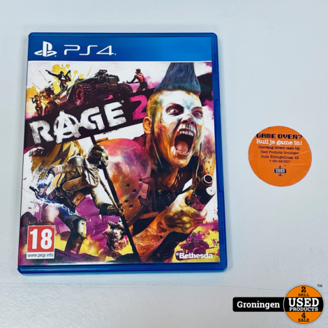 [PS4] RAGE 2