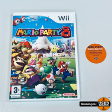 [Wii] Mario Party 8